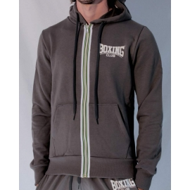 Boxing Club Hooded jogger track suit Spring and Summer 2015