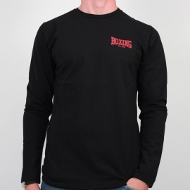 Boxing Club long-sleeved shirt - Fall and Winter 2016