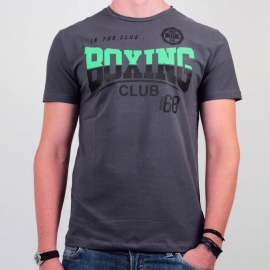 Fluo Boxing Club t-shirt Fall and Winter 2016